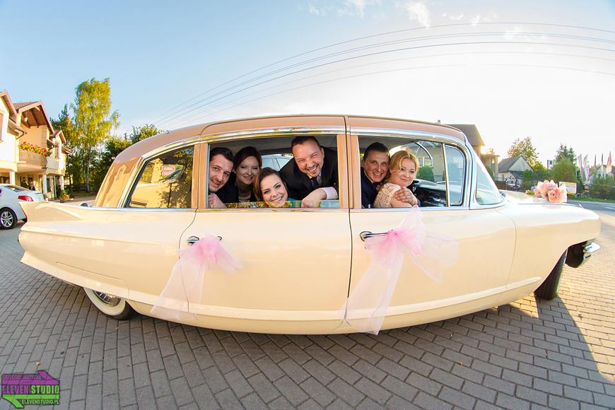 Ślub Kariny i Pawła 2015
